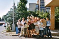 2003 | Letní univerzita juniorů ZOO Plzeň