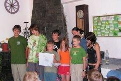 2008 | Letní univerzita juniorů ZOO Ostrava