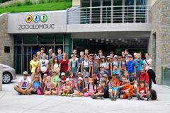 2012 | Letní univerzita juniorů ZOO  Olomouc