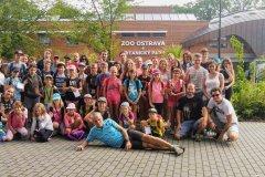 2019 | Letní univerzita juniorů ZOO Ostrava